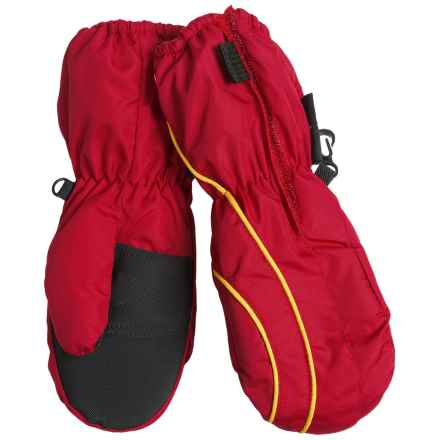 Grand Sierra Thinsulate® Snow Mittens - Insulated (For Toddlers) in Red - Closeouts