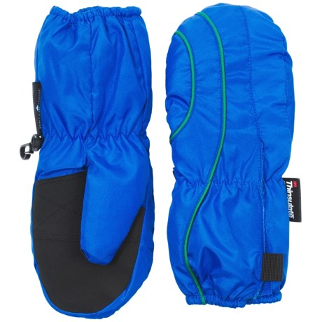 Grand Sierra Thinsulate® Snow Mittens - Insulated (For Toddlers)