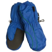 Grand Sierra Thinsulate® Snow Mittens - Insulated (For Toddlers) in Royal - Closeouts