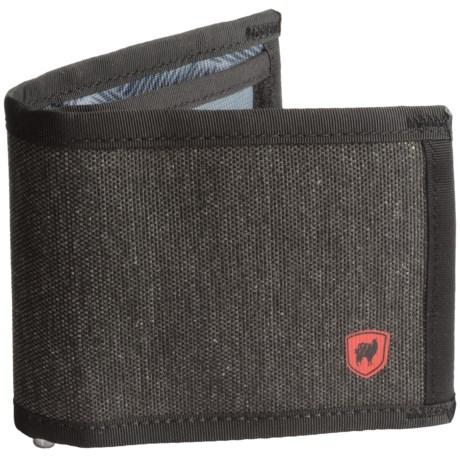 Grand Trunk Bi-Fold Wallet in Midnight