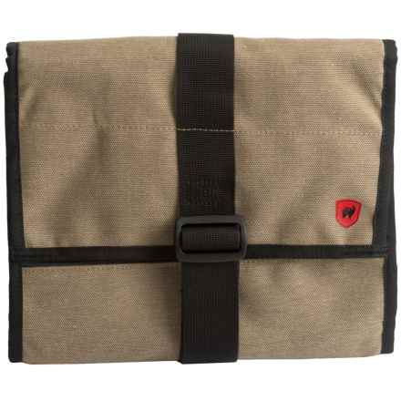 Grand Trunk Explorer Toiletry Bag - Large in Sahara - Closeouts