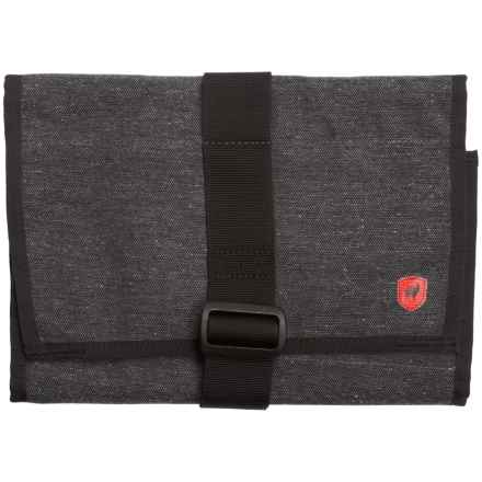 Grand Trunk Getaway Toiletry Bag - Medium in Midnight - Closeouts