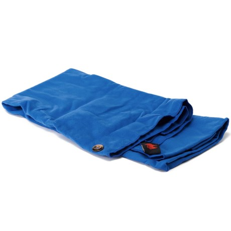 Grand Trunk Microfiber Towel in Blue