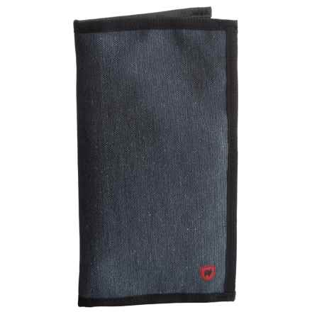 Grand Trunk Passport Holder and Organizer in Mountain Grey - Closeouts