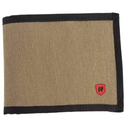 Grand Trunk Passport Wallet in Sahara - Closeouts