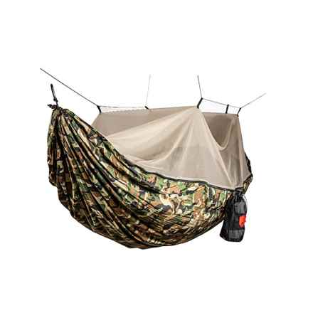 Grand Trunk Skeeter Beeter Pro Mosquito Hammock in Camo - Closeouts