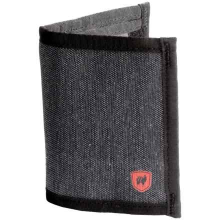 Grand Trunk Slim Wallet in Midnight - Closeouts