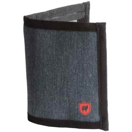 Grand Trunk Slim Wallet in Mountain Grey - Closeouts