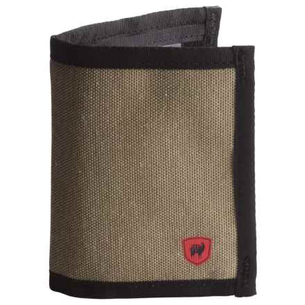 Grand Trunk Slim Wallet in Sahara - Closeouts
