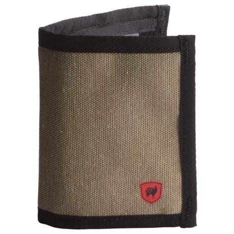 Grand Trunk Slim Wallet in Sahara