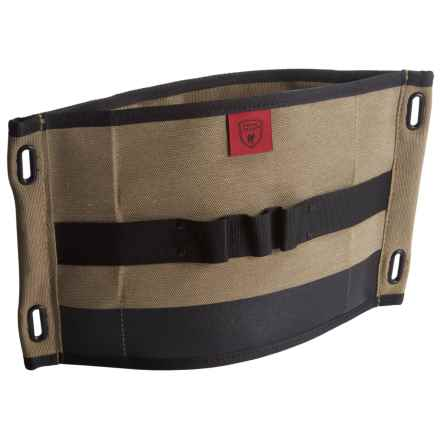 Grand Trunk Weekender Compact Toiletry Bag in Sahara - Closeouts