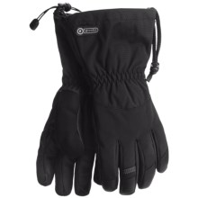 Grandoe All-Terrain Gloves - Waterproof, Insulated (For Men) in Black/Black - Closeouts