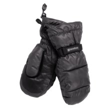 Grandoe Arctic Down Mittens - Waterproof, Insulated (For Women) in Black - Closeouts