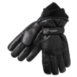 Grandoe Down Gloves - Leather, Insulated (For Women)