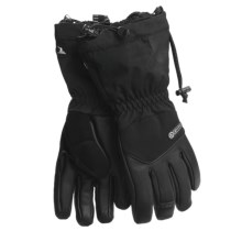 Grandoe Logan Dri-Gard® Gloves - Insulated (For Men) in Black/Black - Closeouts