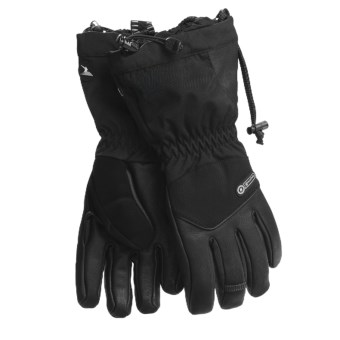Grandoe Logan Dri-Gard® Gloves - Insulated (For Men) in Black/Black