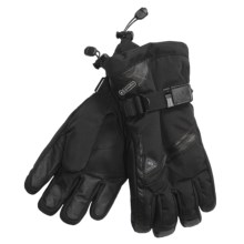 Grandoe Maverick Gloves - Waterproof, Insulated (For Men) in Black/Black - Closeouts