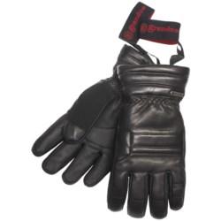 Grandoe Recon Gloves - Waterproof, Insulated (For Men) in Black