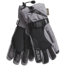Grandoe Switch Gore-Tex® Gloves - Waterproof, Insulated (For Men) in Black/Stone - Closeouts
