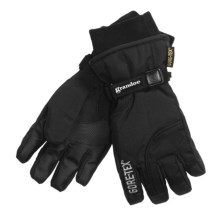 Grandoe Titan Gore-Tex® Gloves - Waterproof, Insulated (For Women) in Black/Black - Closeouts