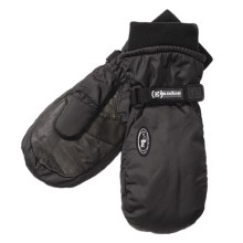 Grandoe Two Pounder Mittens - Waterproof, Insulated (For Women) in Black - Closeouts