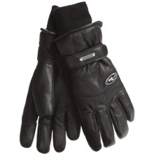 Grandoe Updown Gloves - Waterproof, Insulated (For Women) in Black/Black - Closeouts