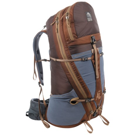 Granite Gear AJI 50 Regular Backpack (For Men) in Java/Cocoa
