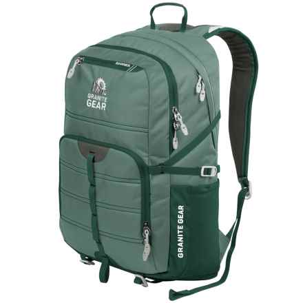 Granite Gear Boundary Backpack in Harbor Teal/Boreal - Closeouts