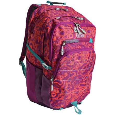 Granite Gear Buffalo Backpack in Geoscape/Verbena/Stratos - Closeouts