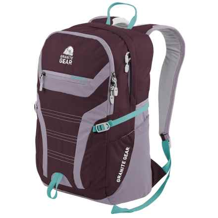 Granite Gear Champ Backpack in Gooseberry/Lilac/Stratos - Closeouts
