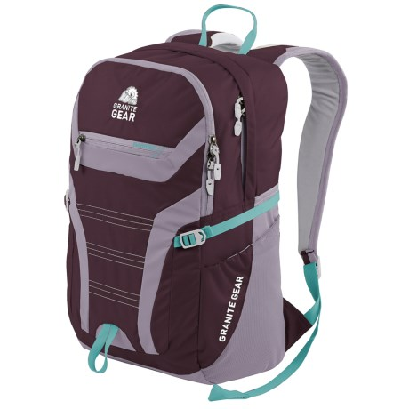 Granite Gear Champ Backpack in Gooseberry/Lilac/Stratos