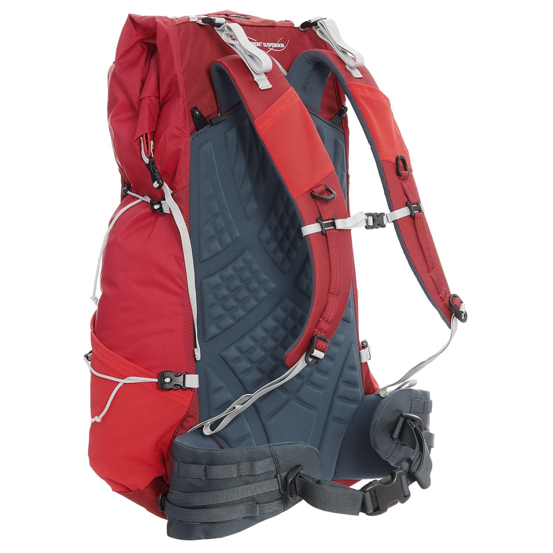 Granite Gear Crown V.C.60 Backpack - Internal Frame - Save 35%