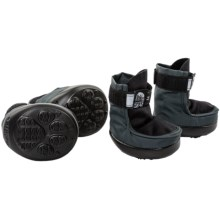 Granite Gear Dog Clog Trail Shoes - Set of 4 in Black - Closeouts