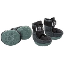 Granite Gear Dog Clog Trail Shoes - Set of 4 in Green - Closeouts