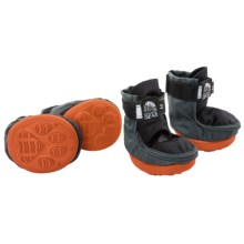 Granite Gear Dog Clog Trail Shoes - Set of 4 in Orange - Closeouts