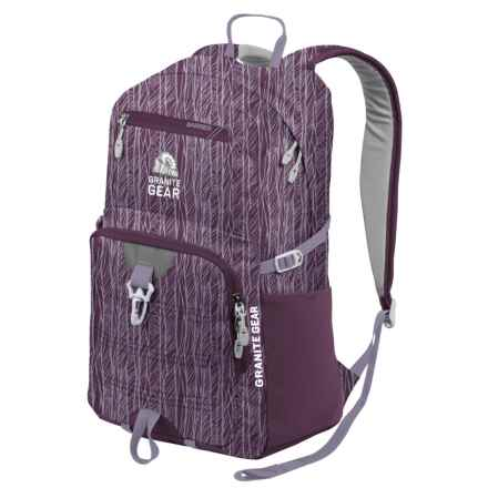 Granite Gear Eagle Backpack in Bambook/Gooseberry/Lilac - Closeouts
