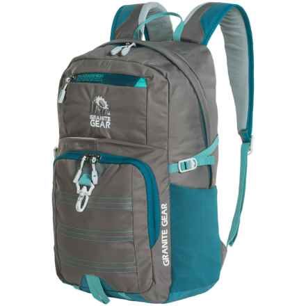 Granite Gear Eagle Backpack in Flint/Bleumine/Stratos - Closeouts