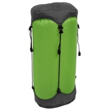 Granite Gear eVent® Sil Compression Dry Sack - 10L, Extra Small in Green - Closeouts