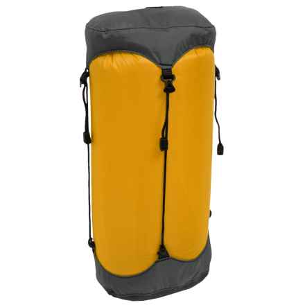 Granite Gear eVent® Sil Compression Dry Sack - 10L, Extra Small in Lemon - Closeouts