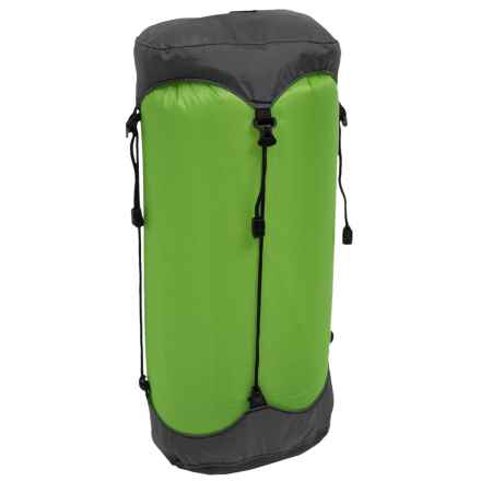 Granite Gear eVent® SIL Compression Dry Sack - 13L, Small in Green - Closeouts