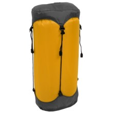 Granite Gear eVent® SIL Compression Dry Sack - 13L, Small in Lemon - Closeouts