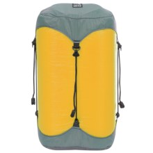 Granite Gear eVent® Sil Compression Dry Sack - 18L in Lemon Yellow - Closeouts