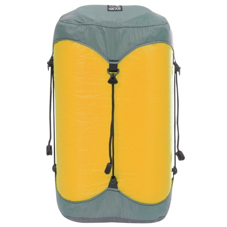 Granite Gear eVent® Sil Compression Dry Sack - 18L in Lemon Yellow