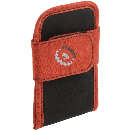 Granite Gear iPod® Touch Flap Jacket Case in Burnt Brick