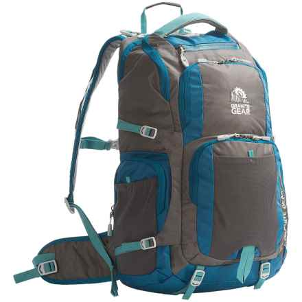 Granite Gear Jackfish Backpack in Flint/Bleumine/Stratos - Closeouts