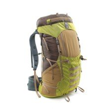 Granite Gear Leopard AC 58 Backpack - Internal Frame in Sulphur/Java - Closeouts