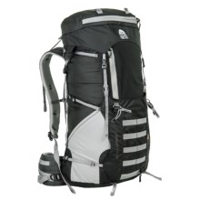 Granite Gear Leopard VC 46 Backpack - Internal Frame in Black/Flint - Closeouts