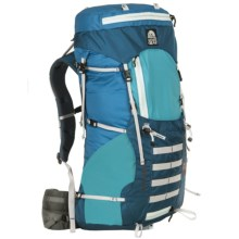 Granite Gear Leopard VC 46 Backpack - Internal Frame in Bleumine/Blue Frost/Chromium - Closeouts