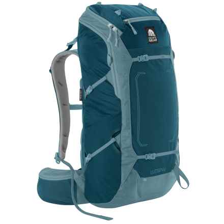 Granite Gear Lutsen 35L Backpack - Internal Frame in Basalt/Rodin - Closeouts