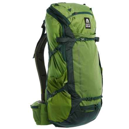 Granite Gear Lutsen 35L Backpack - Internal Frame in Moss/Boreal - Closeouts